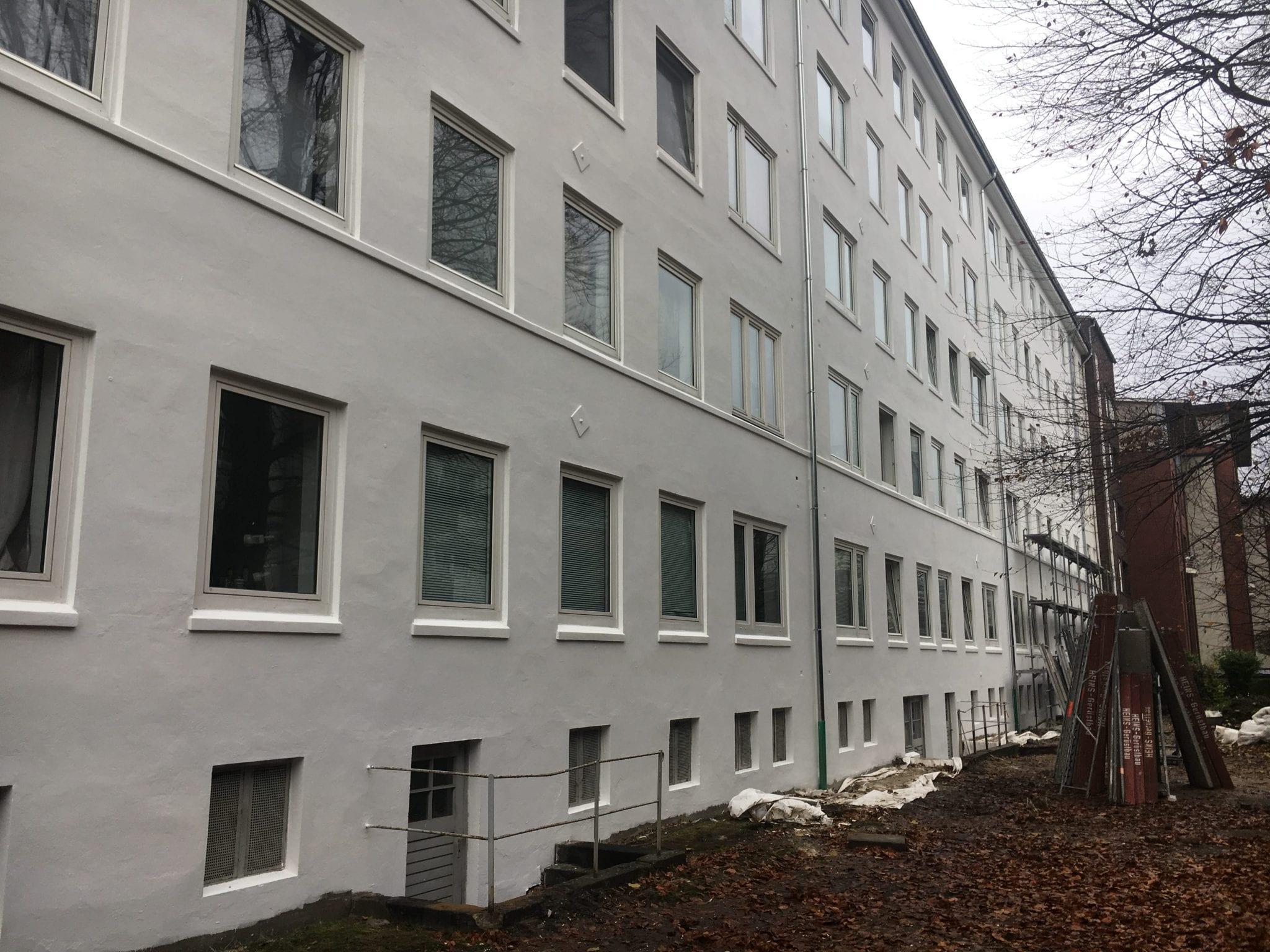 Maler in Altona in Hamburg