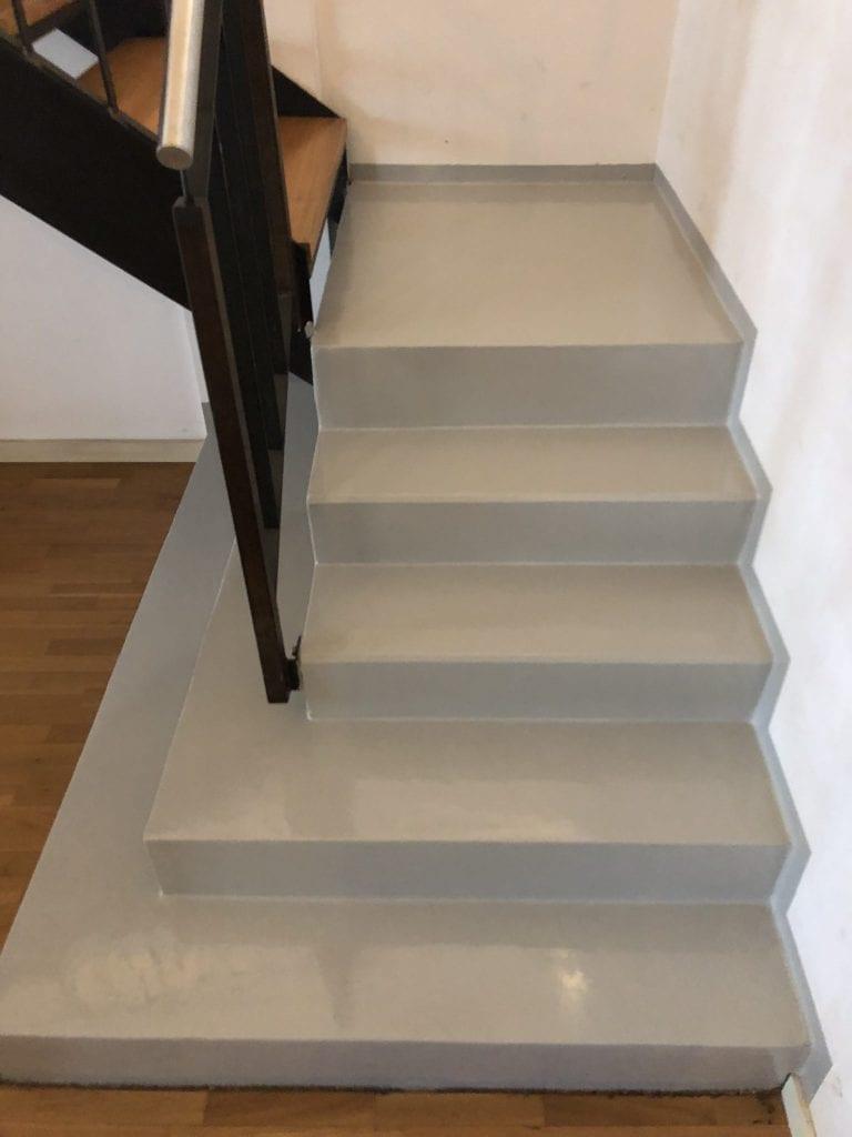 Treppenstufen Renovieren lassen